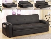 NEW QUEEN FUTON SOFA BED ONLY $299 in Riverside, California