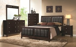 THE BEST DEAL ON A NEW KING OR QUEEN BED SET in Riverside, California