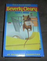 Beverly Cleary Ralph S. Mouse Audio Book Cassette in Kingwood, Texas