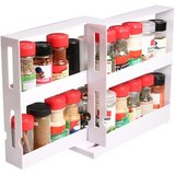 Swivel & Store Spice Rack Holds 20 No Box in Yorkville, Illinois