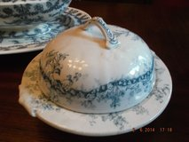Butter Dish by Colonial Pottery from England by Devon in Houston, Texas