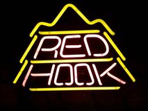 RED HOOK NEON ((RARE)) in Travis AFB, California