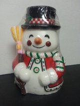 New Large Snowman Candle in Aurora, Illinois