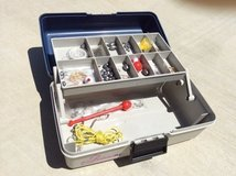 Tackle box in Fairfield, California
