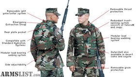 NEW In Package! Kevlar Body Armor Vest. Military Interceptor System - - $275 in Fort Lewis, Washington