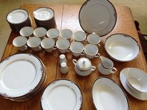 Noritake China Service for 12 in Naperville, Illinois