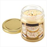 45-hrs Scented Lidded Soy Jar Candle ~ Sugar Cookie ~ New in Fort Lewis, Washington