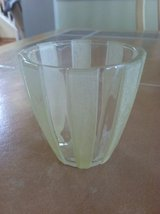 Glass Candle Holder in Joliet, Illinois