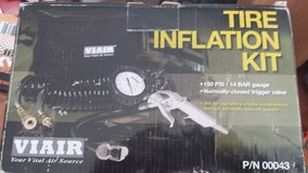 Viair tire inflation kit 150 psi trigger valve in Vacaville, California