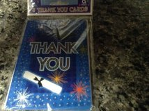 8 Graduation Thank you Cards in Sugar Grove, Illinois