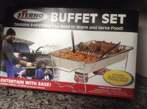 Sterno BUFFET SET, 8 Piece in Chicago, Illinois