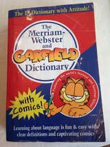 Miriam Webster Garfield dictionary in Chicago, Illinois