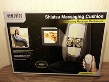 new homedics shiatsu massager in Moody AFB, Georgia