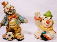 2 Clowns, Soccer / Party Banks, Home Decor or Banks in Olympia, Washington