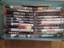PS3 Video Games for Sale in Lockport, Illinois