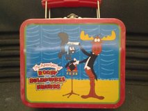 ROCKY AND BULLWINKLE (MINI) LUNCHBOX in Vacaville, California