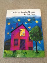NEW Secret Birthday Message Book in Westmont, Illinois