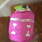 Brand New Dog Coat size Small in Batavia, Illinois