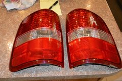 Ford F150 Factory tail lights in Camp Lejeune, North Carolina