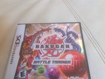 Nintendo ds bakugan battle brawlers battle trainer in Naperville, Illinois