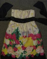 TWENTYONE * Womens sz SMALL Colorful strapless party Dress in Schaumburg, Illinois