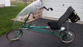 Rans Tail Wind Recumbant in Chicago, Illinois