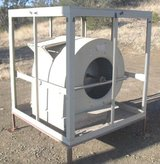 "GI-NORMOUS COMMERCIAL SWAMP COOLER. Measures 54""H (64"" with Stand) x 50""W x 50""D in Alamogordo, New Mexico"