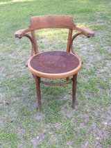 Antique Bentwood Chair in Beaufort, South Carolina