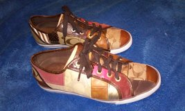 COACH SHOES (patchwork) in Fairfield, California