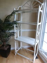 Shelving Unit from House of Rattan in Naperville, Illinois