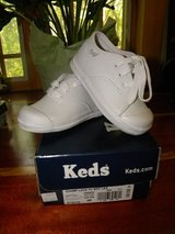 Brand New in Box  Leather Keds Champion Toddler Baby Size 6 in Camp Lejeune, North Carolina