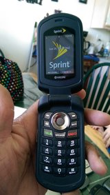 Sprint DuraXT rugged military Grade Phone in Fort Lewis, Washington
